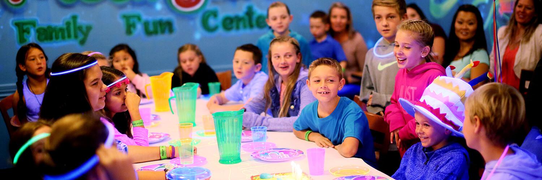 Birthday Parties - Mulligan Family Fun Center | Murrieta, CA
