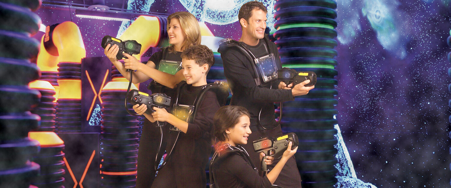 Lazer Tag - Mulligan Family Fun Center | Murrieta, CA