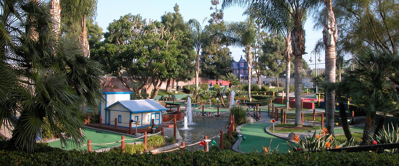 Miniature Golf - Mulligan Family Fun Center | Murrieta, CA