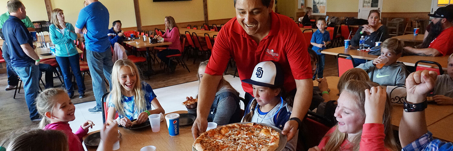 Pizza - Mulligan Family Fun Center | Murrieta, CA