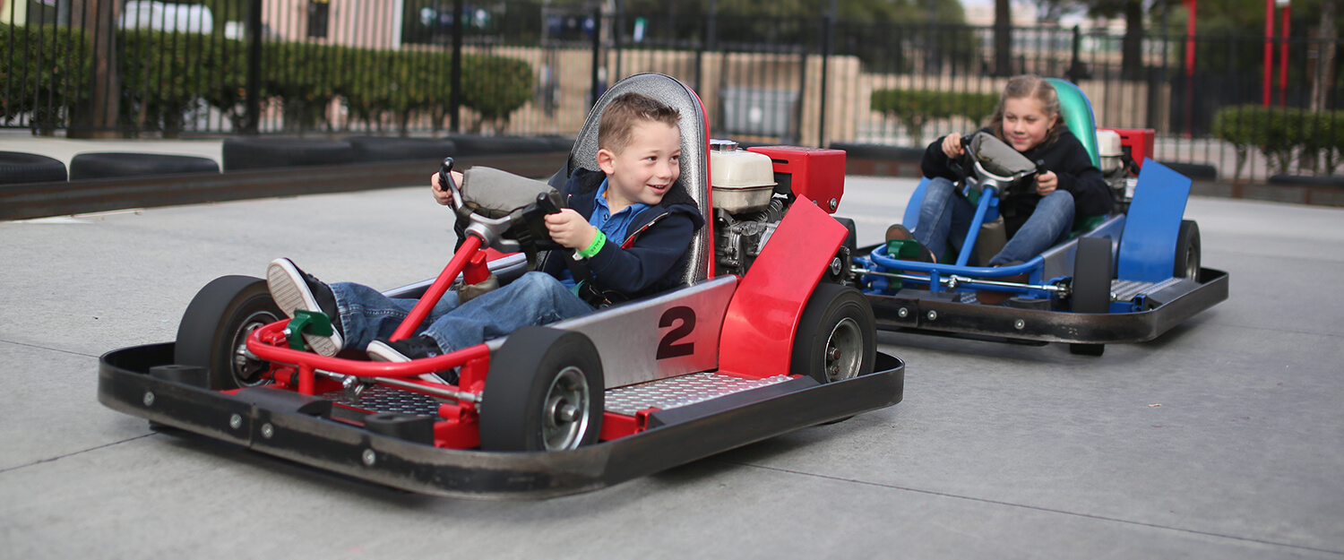 Rookie Go Karts - Mulligan Family Fun Center | Murrieta, CA