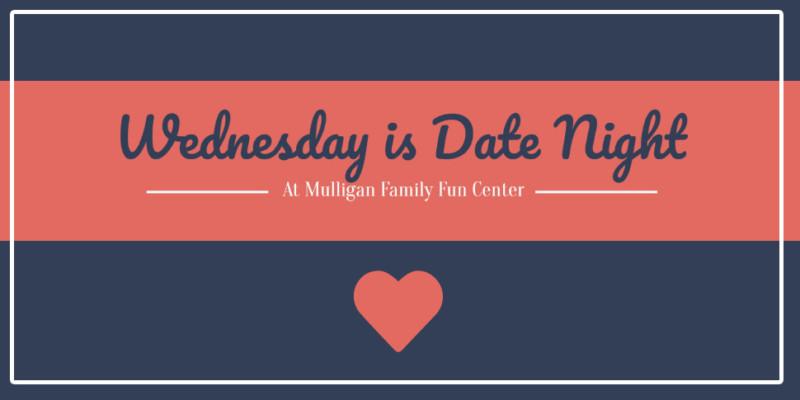 Wednesday is date Night