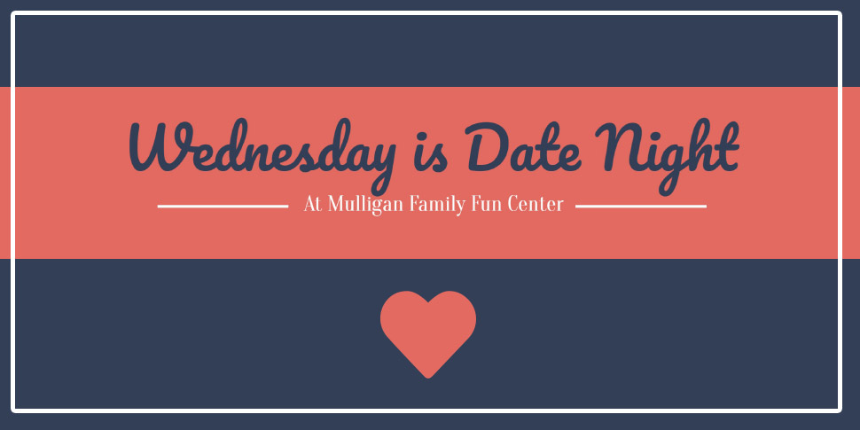 Wednesday is date Night